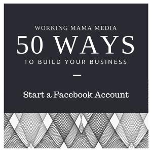 Start a Facebook Account